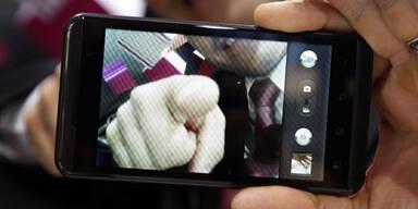 Vermehrte Hack-Angriffe auf Smartphones