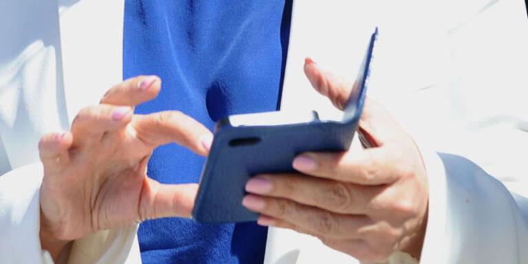 Handy-Tarife sinken endlich wieder