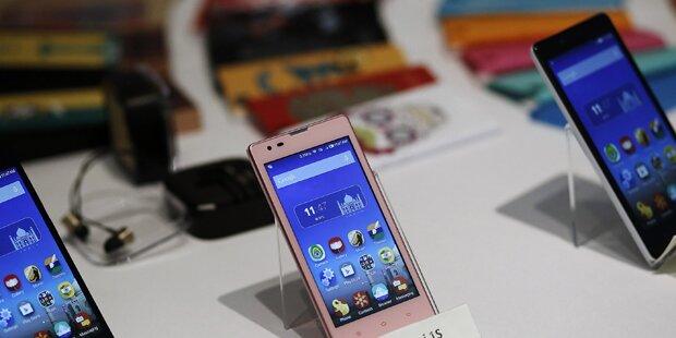 Xiaomi setzt auf iPhone-Hersteller