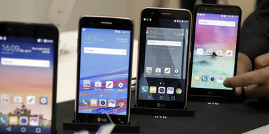 Smartphone-Boom auf neuem Höhepunkt