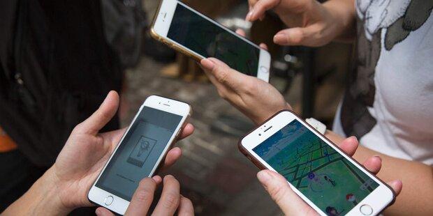 Smartphones vertreiben Digicams & Navis