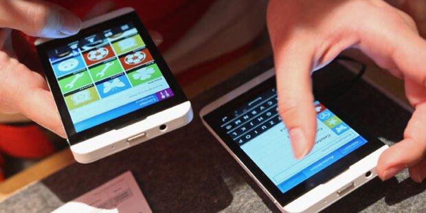 Datenflut in Mobilfunk-Netzen explodiert