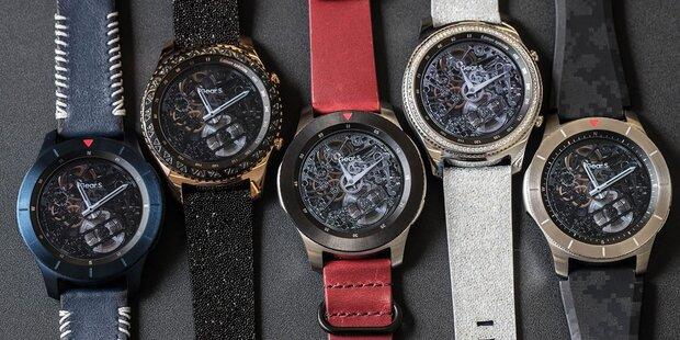 Smartwatches als Hoffnungsträger