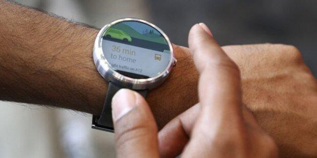 Das können die neuen Android-Smartwatches