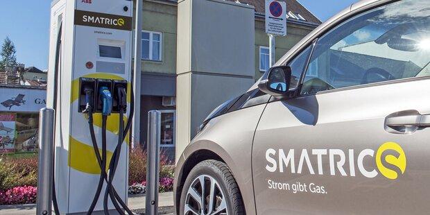 OMV-Tankkarte auch für Elektroautos