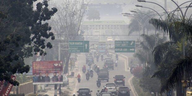 Der Smog ist wieder da