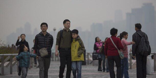 Smog in Peking will nicht weichen