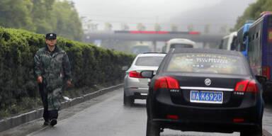 China will Millionen Autos verbannen