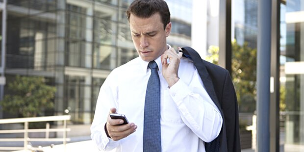 Droh-SMS an hunderte Journalisten verschickt