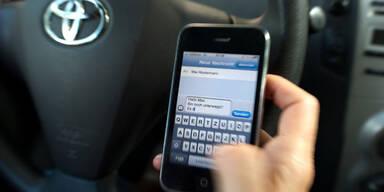 Neues Gerät soll SMS-Schreiber aufspüren