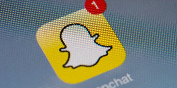 Snapchat-Betreiber mit Mega-Verlust