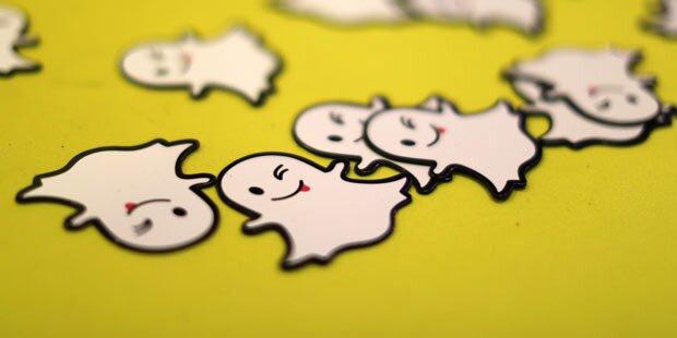 Snapchat legt erstmals Daten offen