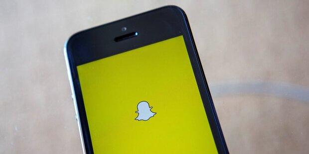 Snapchat jetzt mit neuer Top-Funktion