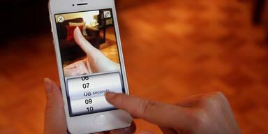 Mega-Rüge für populäre Foto-App Snapchat