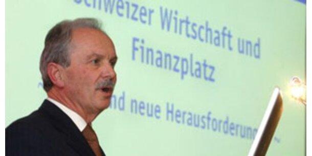 Schweizer Notenbank mit 2,5 Mrd Quartals-Verlust