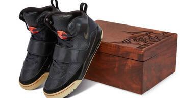 1,8 Millionen Dollar: Das sind die teuersten Sneakers der Welt