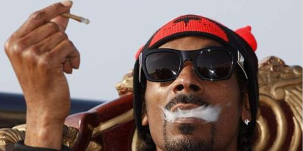 Snoop Dogg: Ich rauche 81 Joints am Tag
