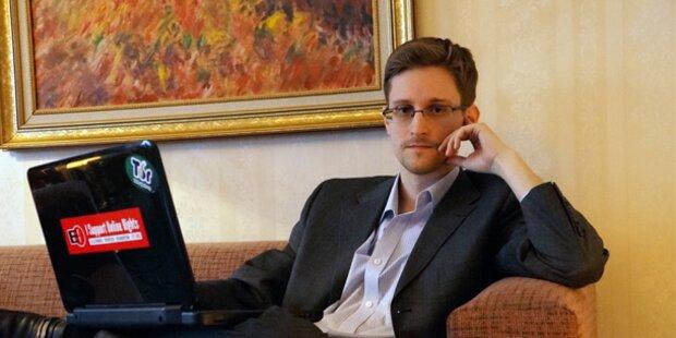 Nach Trump-Sieg: Snowden wird nicht ausgeliefert