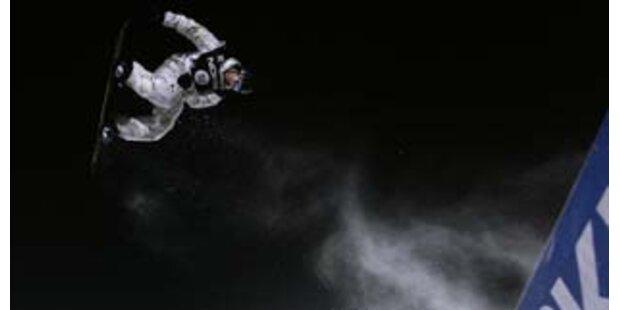 Schwerer Skifahrer-Kollisionen in Vorarlberg