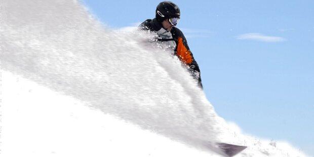 Die Top-Skigebiete der Alpen