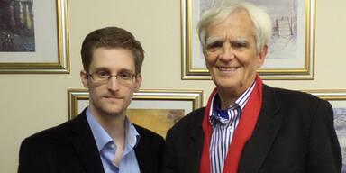 Snowden: Voraussetzungen für Aufnahme negativ