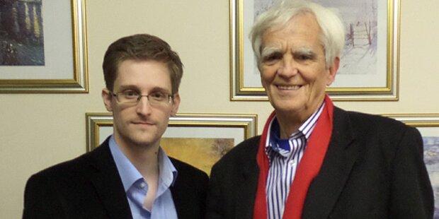 Snowden erwägt Aussage in U-Ausschuss
