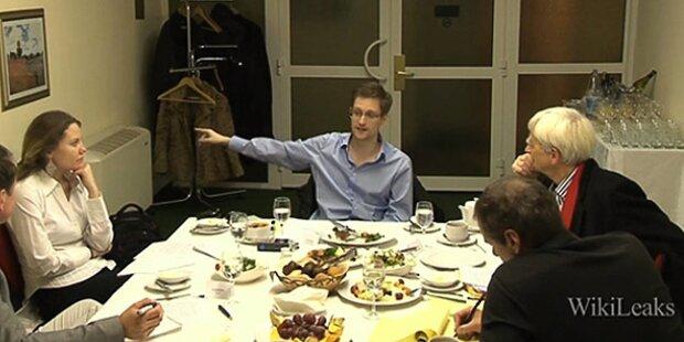 Snowden-Begleiterin bleibt in Deutschland