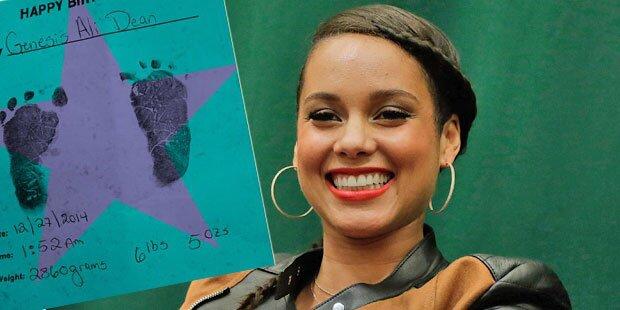 Zweites Baby für Alicia Keys