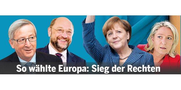 Junker siegt im Duell um EU-Chef