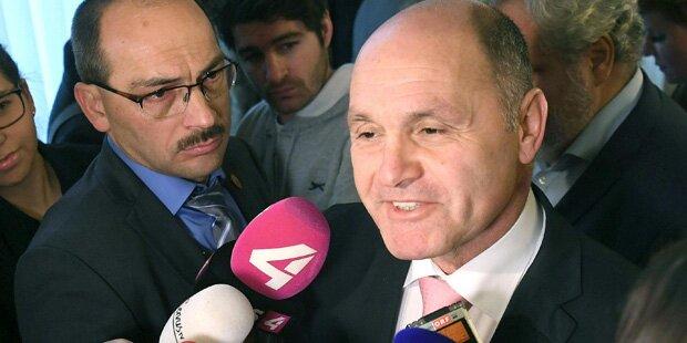 Auch Sobotka unterschreibt Koalitionspakt