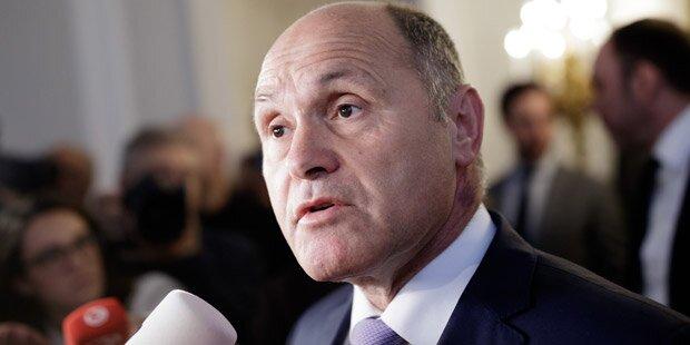 Sobotka will keine neuen Flüchtlinge aufnehmen