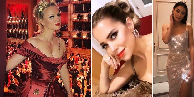 Die heißesten Social-Media-Postings zum Opernball
