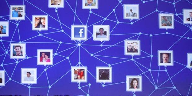 Social Networks liegen schon vor Google