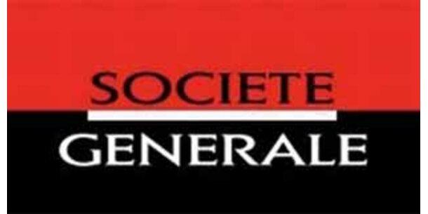 Millionenstrafe gegen Societe Generale