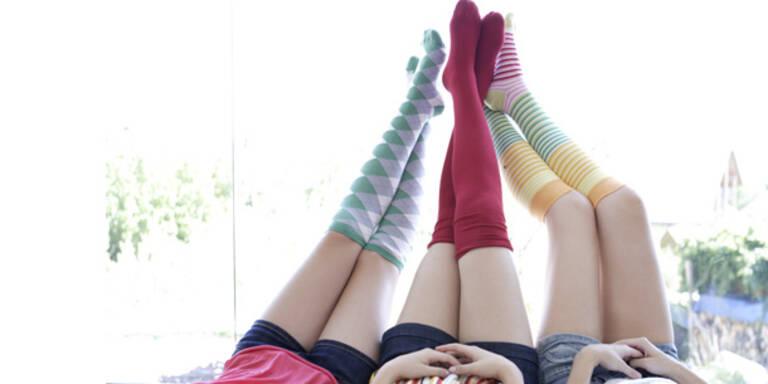 Immer warme Füße: Die besten Tipps