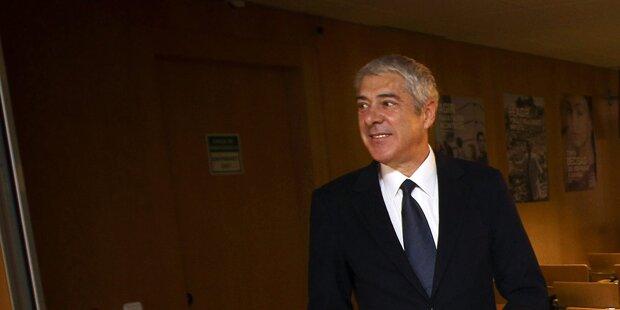 Ex-Regierungschef Socrates in Haft