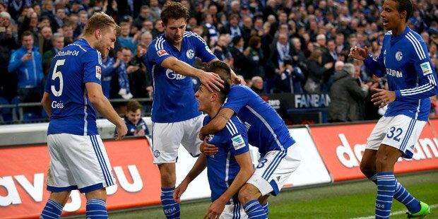 ÖFB-Youngster Schöpf trifft für Schalke