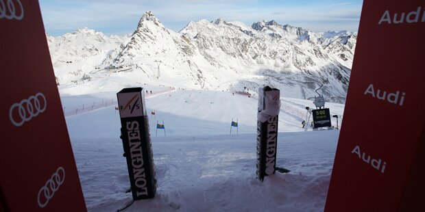 Grünes Licht für Ski-Weltcup in Sölden