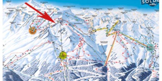 Lawine verschüttete einen Skifahrer in Tirol