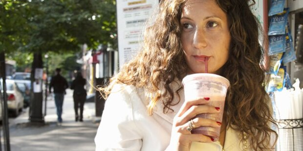 New York verbietet große Limo-Becher