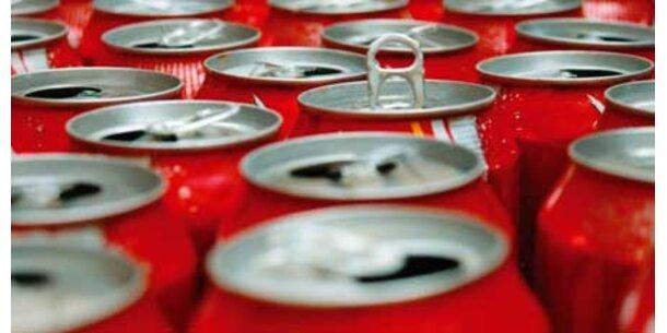 Softdrinks machen Menschen dick