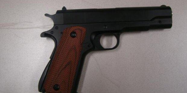 Taxler drohte Kollegen bei Streit mit Pistole