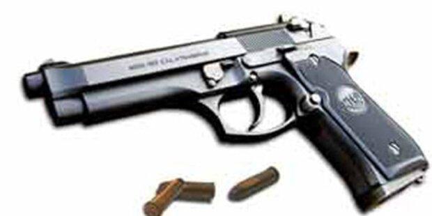 Großeinsatz nach Drohung mit Soft-Gun