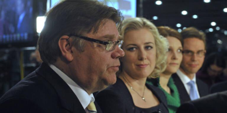 """""""Wahre Finnen"""" gehen in Opposition"""
