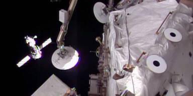 NASA stoppt Beziehungen zu Russland