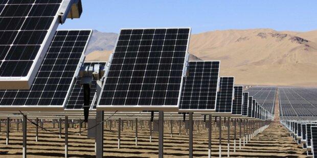 Diebe erbeuten 273 Solarpaneele