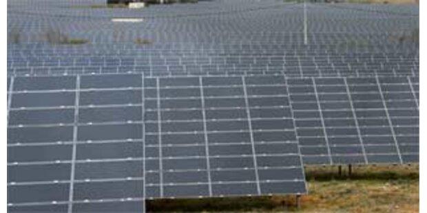 China will größtes Solarkraftwerk der Welt bauen