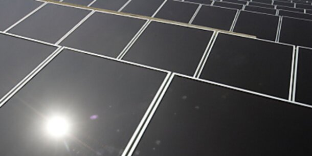 Größtes Solarkraftwerk der USA genehmigt