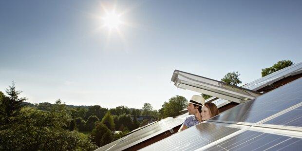 Sonnenenergie bald wichtigste Stromquelle