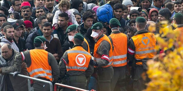 Heer sucht Soldaten für Grenzeinsatz